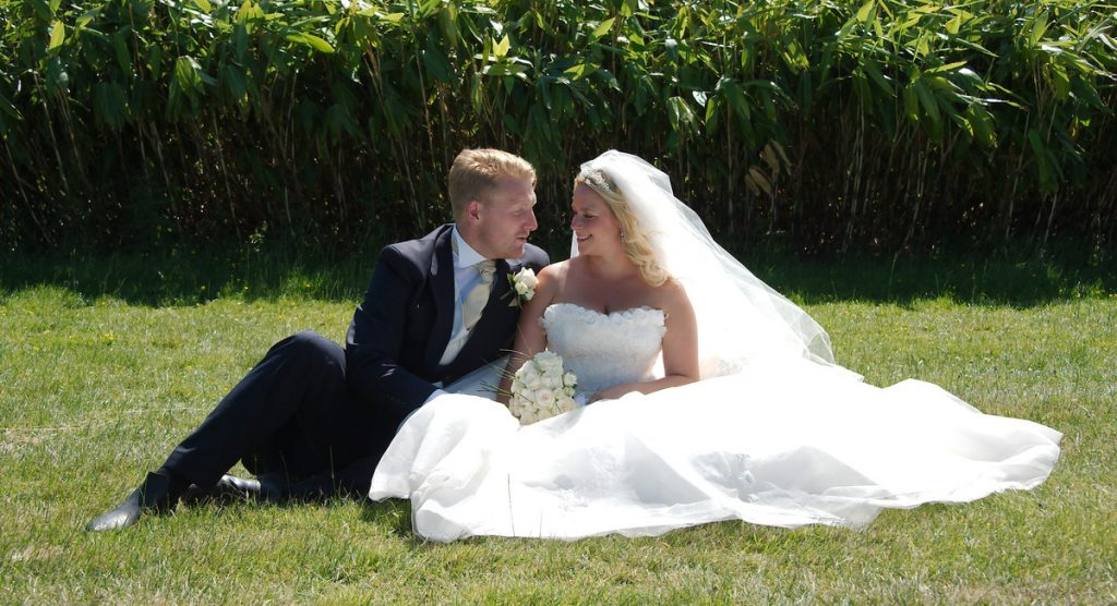 The Secret Wedding Album